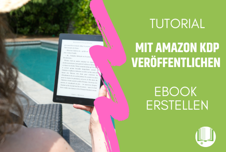 Amazon KDP-Ebook erstellen