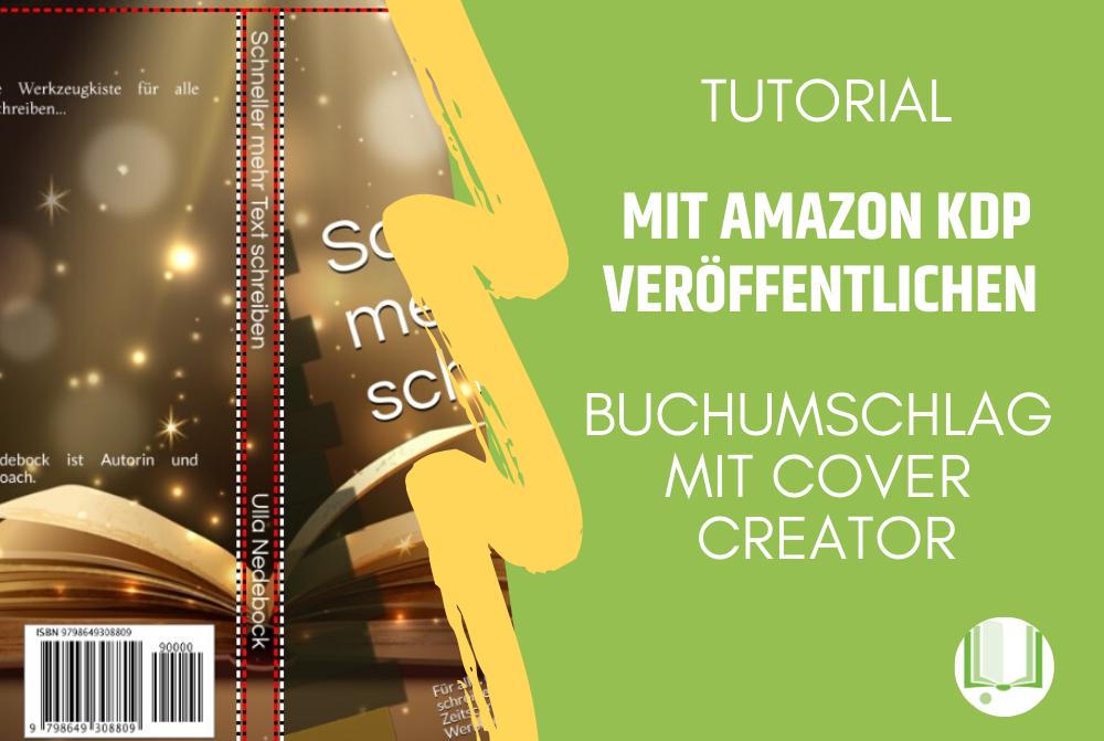 Buchumschlag mit Cover Creator erstellen