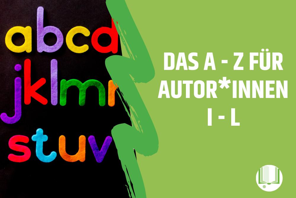 Das A-Z für Autoren - I bis L