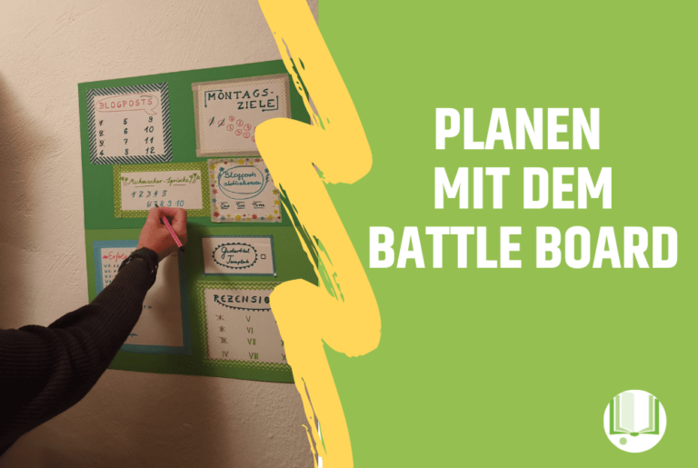 Social Media Content Planung mit dem Battle Board