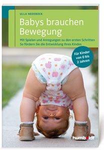 Buch Babys brauchen Bewegung