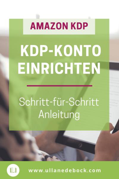 amazon-kdp-konto-einrichten-anleitung